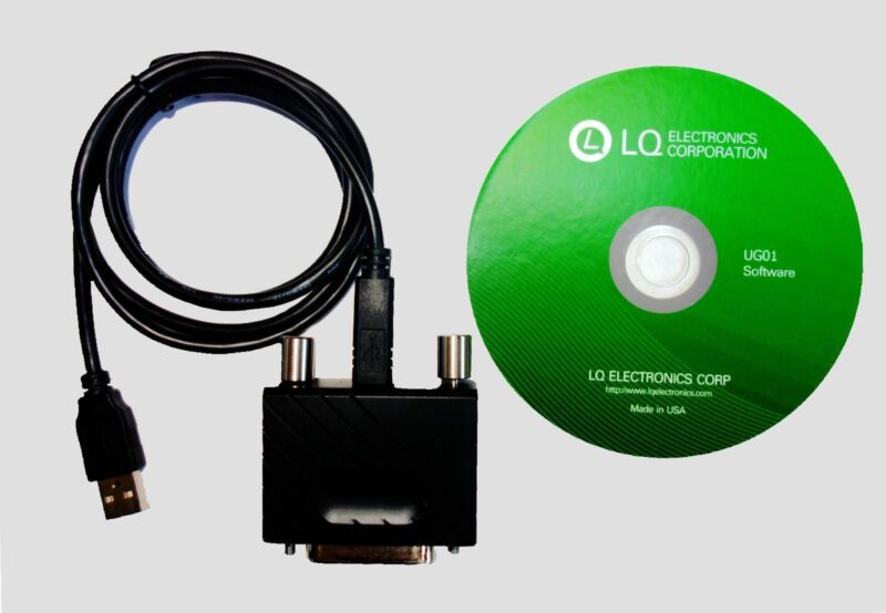 UG01 USB to GPIB Controller - Made in USA