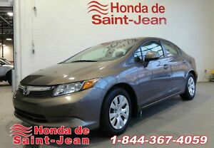 Honda Civic 4dr Man LX