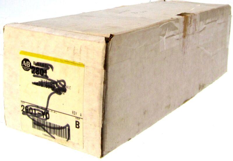 New Allen Bradley 2801-YD /B Electronic Shutter Camera