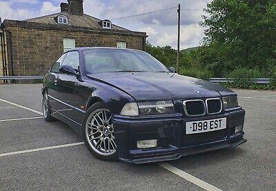 1998 BMW E36 323i Coupe, Rare, retro Manual m.o.t , classic, drift car, show car