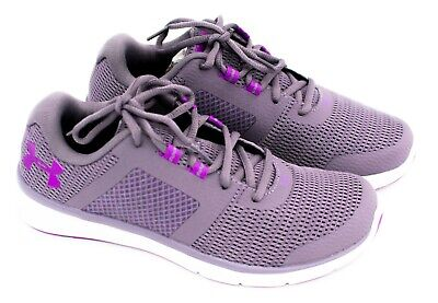 Under Armour Womens Sneakers Size US 8.5 Glacier Purple MSRP $74.00