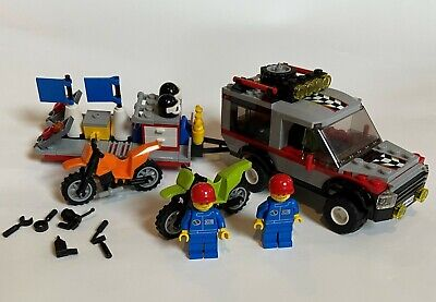 LEGO City Dirt Bike Transporter set #4433 from 2012 (used) - complete