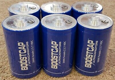 Maxwell Capacitor | Owner's Guide to Business and Industrial
