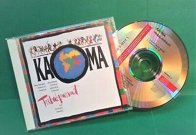 Kaoma Tribal Pursuit (Columbia,1991) comprar usado  Enviando para Brazil