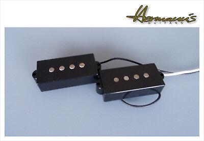 Alnico V Stabmagnete 8,6K Precision Bass Vintage 60s Pick Up Set handwound
