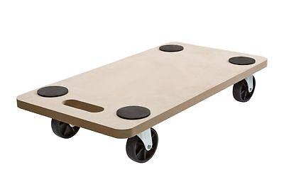 1 Stück Rollbrett Transportrolle Möbelroller Möbelhund Roller Transporter 200kg