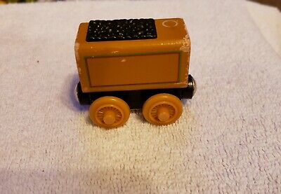 """Thomas the Train & Friends Wooden Railway """"Murdochs Tender"""" 2003 Toy Car"""