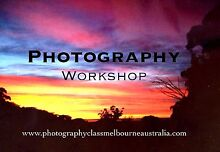 Saturday Photography Class/Workshop for Melbourne Eastern Suburbs Melbourne CBD Melbourne City Preview