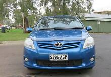 2010 Toyota Corolla  SX LEVIN 5 DOOR HATCH. Murray Bridge Murray Bridge Area Preview