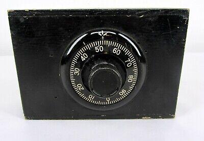 Sargent Greenleaf Inc Sg 6720 Group 2 Combination Lock Sales Sample Display