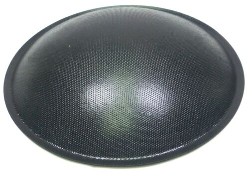 """2 pcs 7"""" (178mm) Coated Poly Dome Dust Cap for Subwoofer Speakers"""