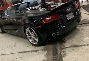 Audi R8 Spyder For rent for any occasion