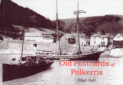Old Postcards of Polkerris, Cornwall, new book, local history,