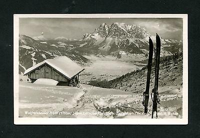 """Stempel """"Hotel Post, Lermoos Ostmark""""  1942    (900-14)"""