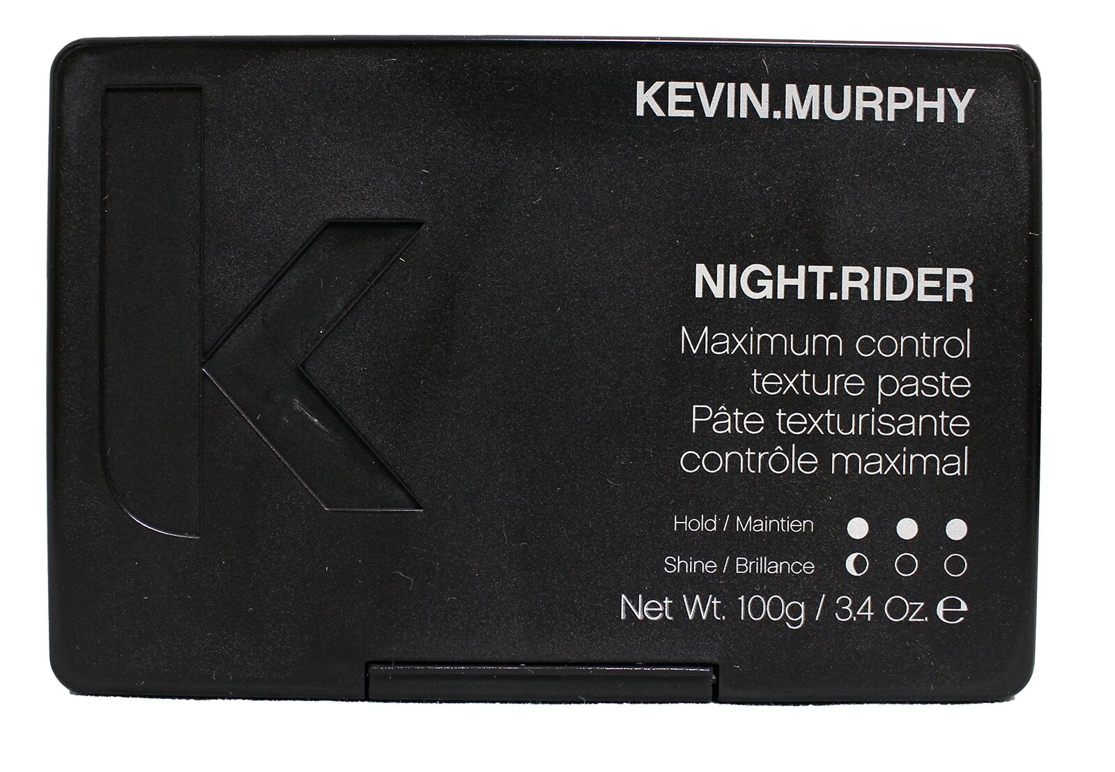 Kevin Murphy Night Rider  Maximum Control Texture Paste, 3.4