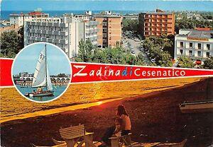 Cartolina - Postcard - Zadina di Cesenatico - Vedutine - 1974 - Italia - L'oggetto può essere restituito - Italia