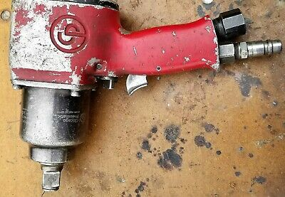 Chicago Pneumatic Impact Wrench Working Condition Cp6060 Sasar B6f2
