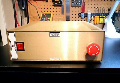 Gecko G540 Emi Shielding Coated Pre-machined Aluminum Enclosure-all Ports Added