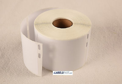 Address 400 Labels 30324 White Thermal Compatible W Dymo Printers - 75 Rolls