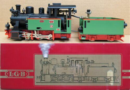 LGB/Aster 2901 Frank S Steam Engine LIVE STEAM w/Box G-Gauge USED