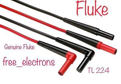 Fluke Tl224 Multimeter Test Lead Extensions Tl 175 221 71 Tp 1 2 4 38 Ac 285 T5
