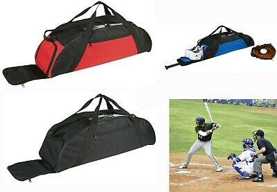 Cheap Baseball Bags (Sports Summit Baseball Equipment Duffle Duffel Gym Sport Travel Bag Bags)