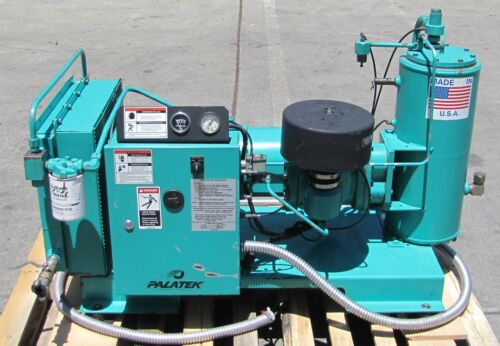 Sullivan Palatek 15hp Rotary Screw Air Compressor 55 CFM 15DM