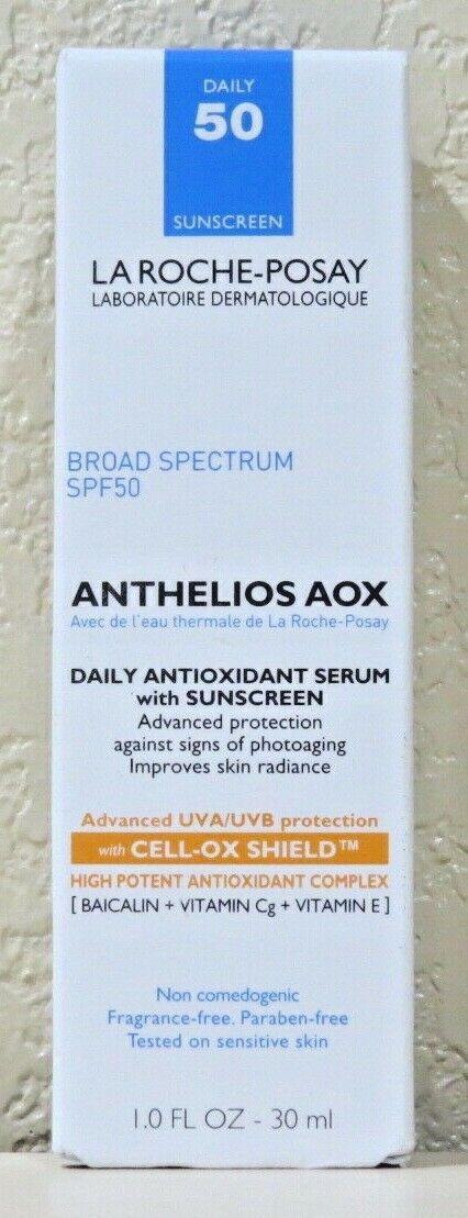 La Roche Posay Anthelios AOX Daily Antioxidant Serum SPF50 1