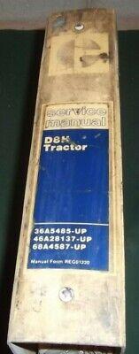 CAT Caterpillar D7G Tractor Dozer Crawler Parts Manual catalog 92V shop spare
