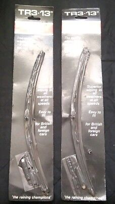 Peugeot 204 304 1966 to 1972 13 inch Wiper Blades Trico TR3
