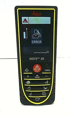 Leica Disto D5 Laser Distance Meter - As Is - Free Shipping.