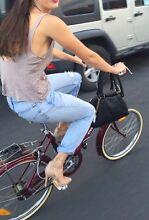 Vintage Raleigh Ladies Bike Melbourne Region Preview