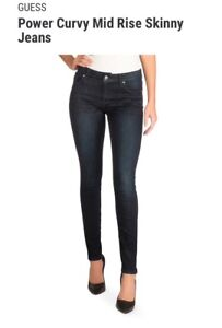 Women's Guess Power Curvy Jeans