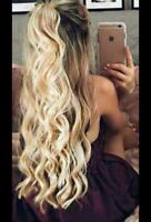 Smother and healthy Hair $300
