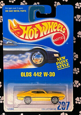 Hot Wheels  OLDS 442 W-30  COLLECTOR 267