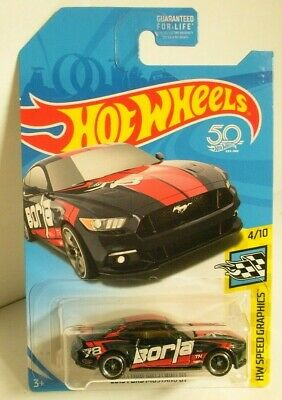 Hot Wheels 2018 Super Treasure Hunt 2015 Ford Mustang GT