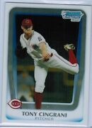 2011 Bowman Chrome Tony Cingrani