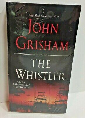 The Whistler by John Grisham Paperback  #1 NEW YORK TIMES