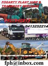 Demolition Excavation and site clearing services Penrith Penrith Area Preview