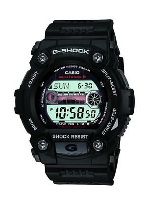 Casio GW7900-1 G-Shock Men's Watch Black 50mm Resin for sale  USA