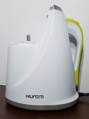 Hurom HU-100 Masticating Slow Juicer White Cold Press Base Only for sale  Prescott