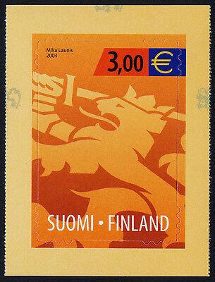 Finland 1210 MNH Heraldic Lion