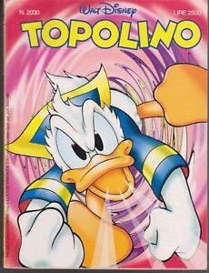 fumetto-TOPOLINO-WALT-DISNEY-numero-2030