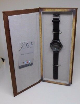 THE WALLOP IS THE LATEST COLLECTION FROM O.W.L GREAT BRITAIN WATCH CR170 AA 09
