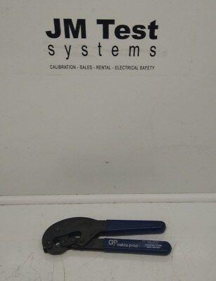 Cable Prep Htc-221 Crimp Tool Br