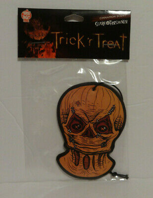 Trick Or Treat Sam (Trick or Treat Scare Fresheners Trick r Treat Sam Unmasked Scent Cinnamon)