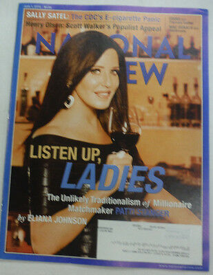 National Review Magazine Matchmaker Patti Stanger June 2015 062215R