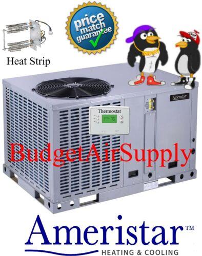 5 ton 14 seer AMERISTAR by Ingersoll Rand Heat Pump Package unit M4PH4060A1000A