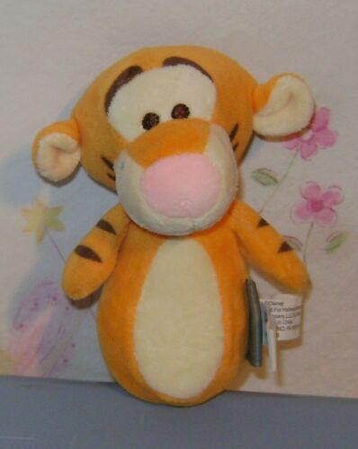 "Hallmark Tigger Baby Stick Squeaker Rattle 5"""