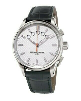 Frederique Constant Men's Automatic Timer Chronograph Watch 42mm FC-380ST4H6